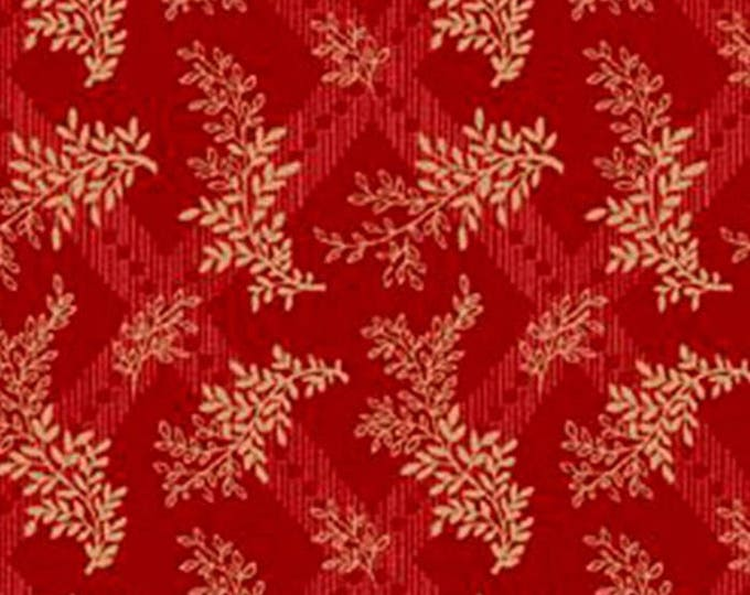 Signature Patriot 26614 Red- 1/2 yard