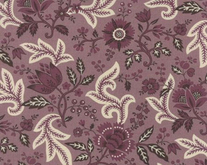 Ville Fleurie Chatenoy le Royal Bordeaux - 1/2yd