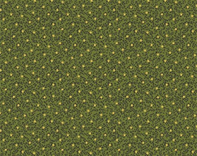 Star of Bethlehem 4689 26505 Green - 1/2yd
