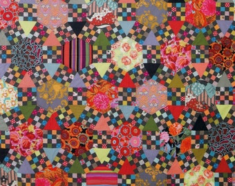 Chain Reaction by Jen Kingwell - Quilt Pattern