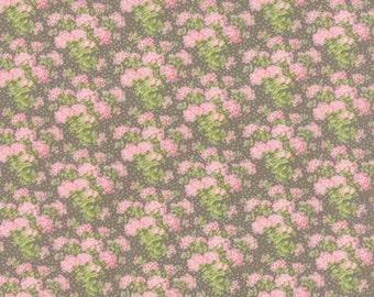 Bespoke Blooms Hydrangea Grey - 1/2yd