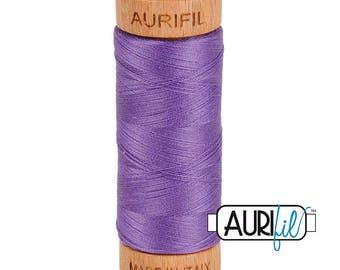 Aurifil 80wt -  Dusty Lavender 1243