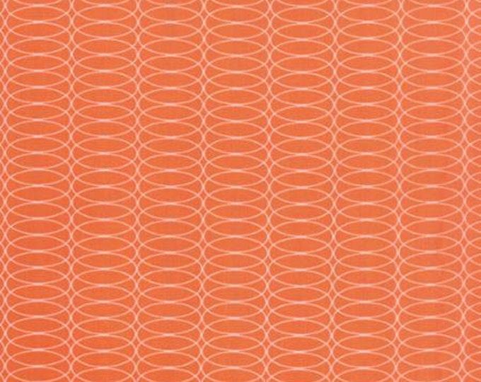 For You Circulating Orange - 1/2yd