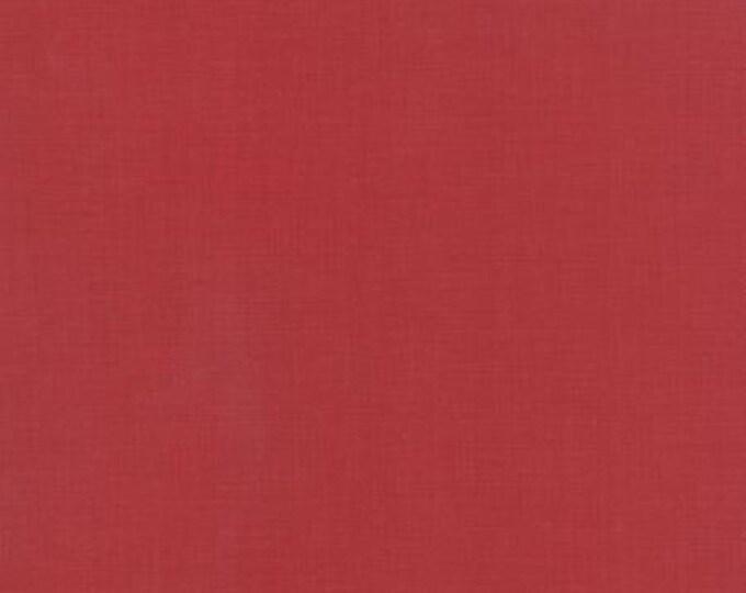 Joyeux Noel - Solid Red - 1/2yd