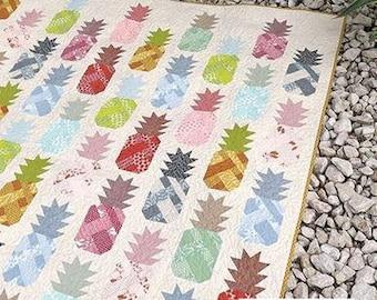 Pineapple Farm by Elizabeth Hartman - Quilt Pattern