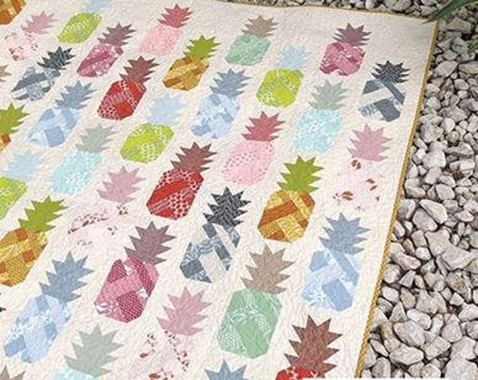 Pineapple Farm by Elizabeth Hartman - Quilt Pattern