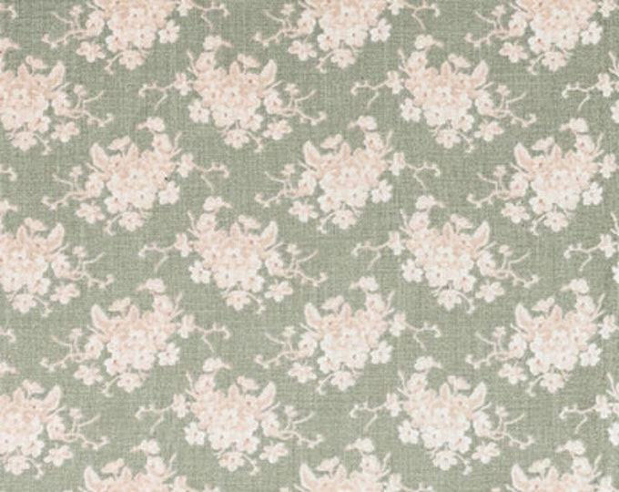 TILDA - Seaside Life - White Flower Greygreen