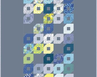 Open Your Window Quilt Pattern