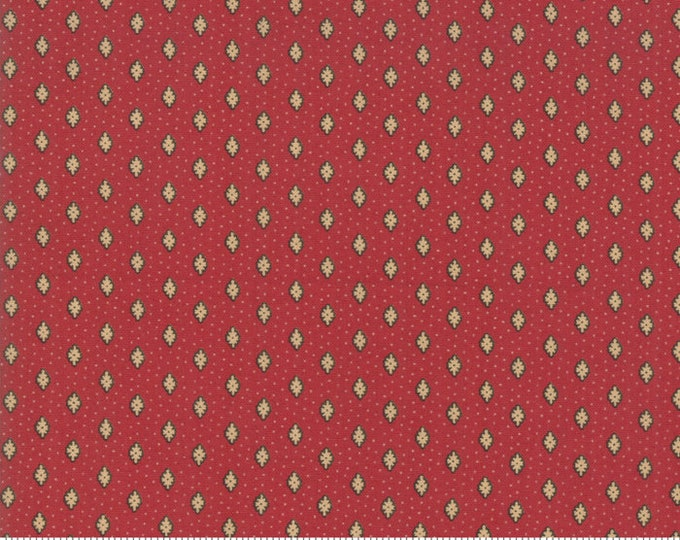 Chafarcani - French General - 1385711 Rouge - 1/2yd