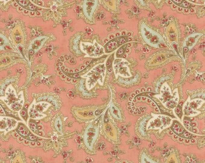 Larkspur Paisley Pink - 1/2yd