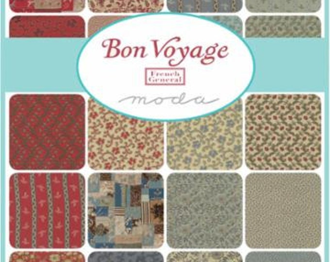 Bon Voyage by French General - Layer Cake