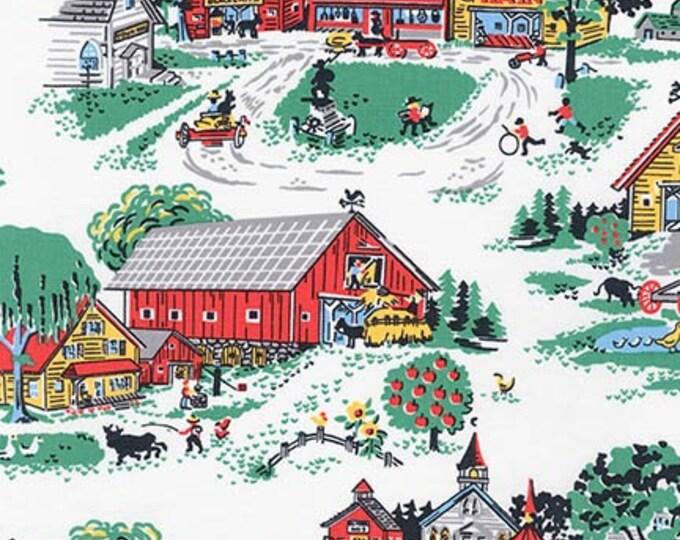 Morningside Farm - 1/2yd