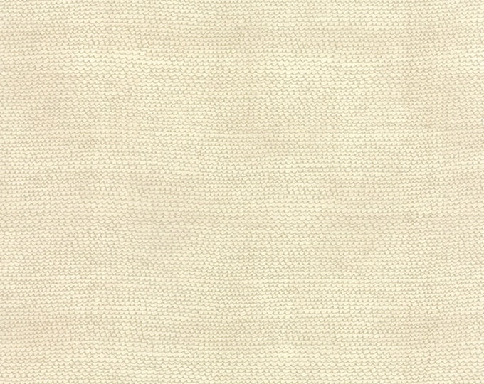 More Hearty Good Wishes by Janet Clare - Waves Pearl - 1/2yd