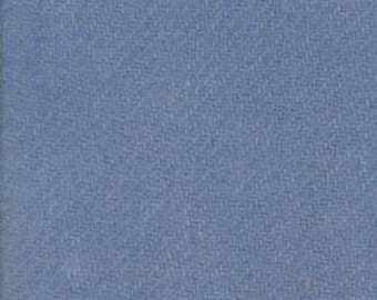 Moda 100% Wool French Blue 5481049 - FQ