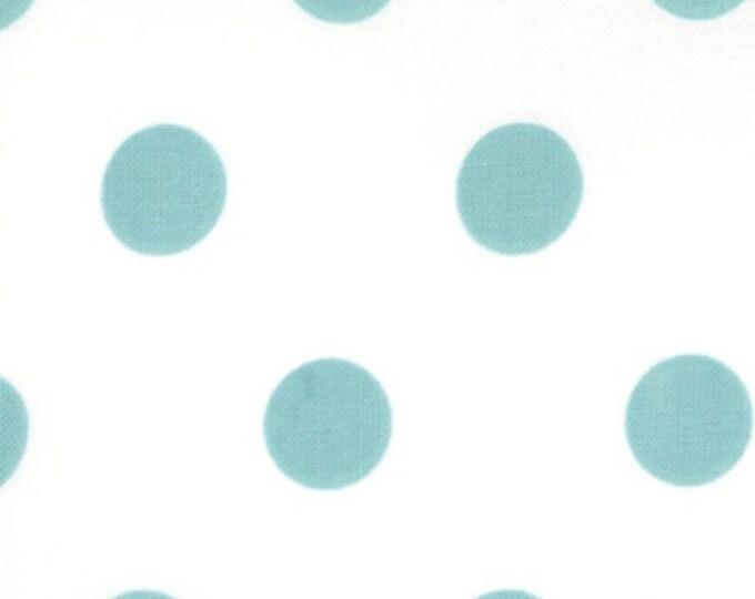 Moda Disc Dottie Aqua - 1/2yd