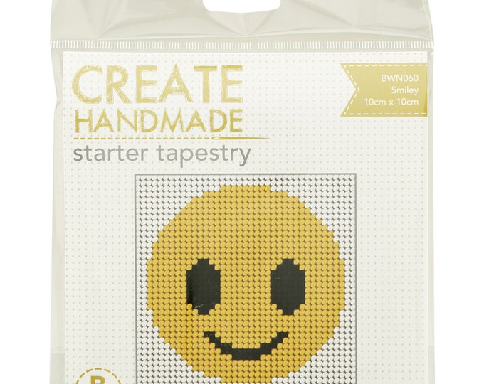 Starter Tapestry Kit - Smiley