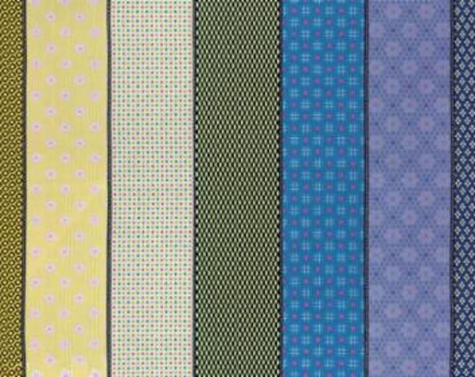 Lollies by Jen Kingwell - Sweetie Multi Bright 183012 - 1/2yd