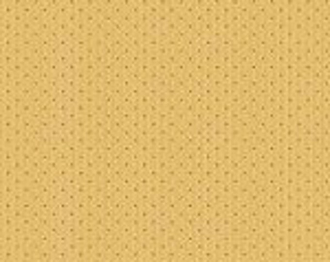 Cloverdale House Dot Yellow 7972RY - 1/2yd