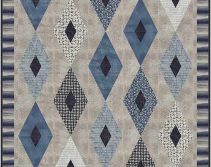 Crystalized Quilt Pattern