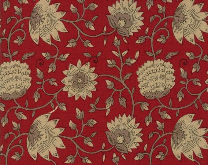 La VIe en Rouge - L'Amour Red 1382213 - 1/2yd