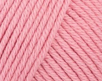 DMC Natura Medium - Aran/10ply - Pink 332.134