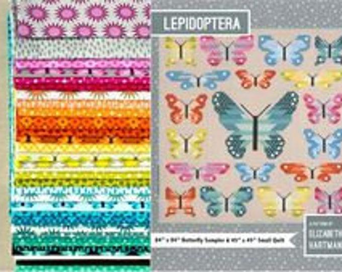 Lepidoptera Quilt Kit