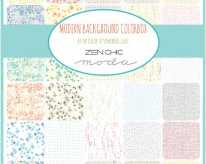 Modern Backgrounds Colorbox 164215 - 1/2yd
