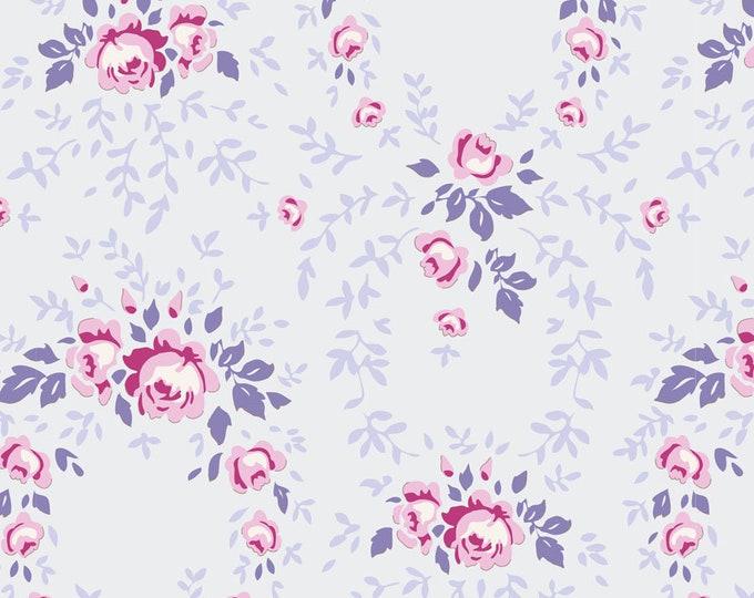 TILDA Old Rose - Lucy Lavender Mist 100219 - Fat Quarter