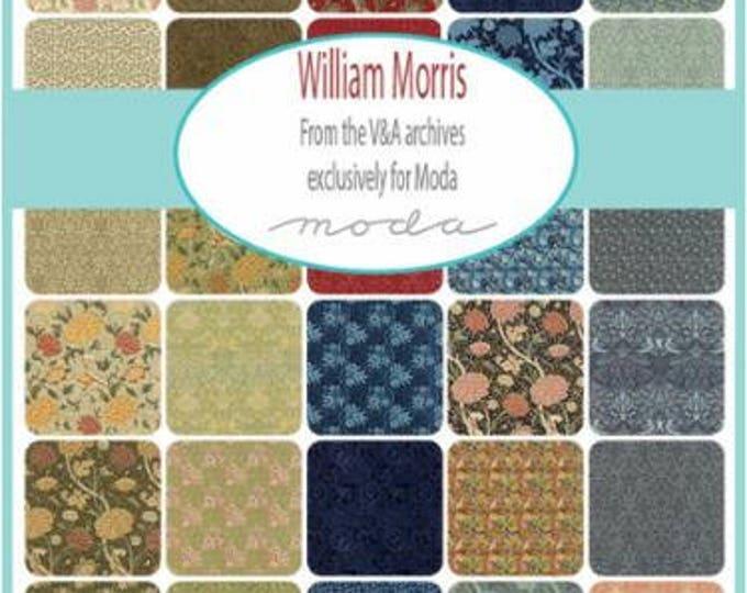 William Morris 2017 - 40x Fat 8ths Bundle