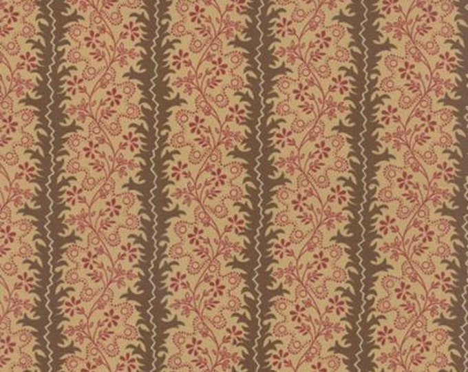 Sticks and Stones Branches Brown - 1/2yd