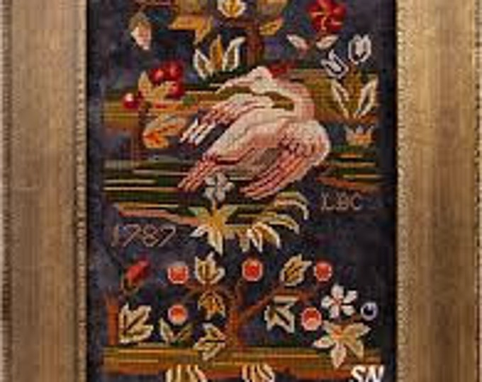 Swan Garden by Kathy Barrick - Chart Only