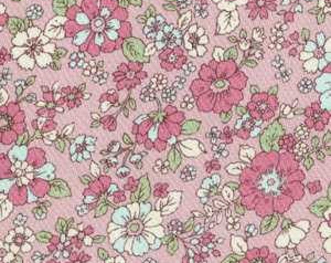 Lecien - Memoire a Paris 2017 Lawn - 4074021 - 1/2 yard