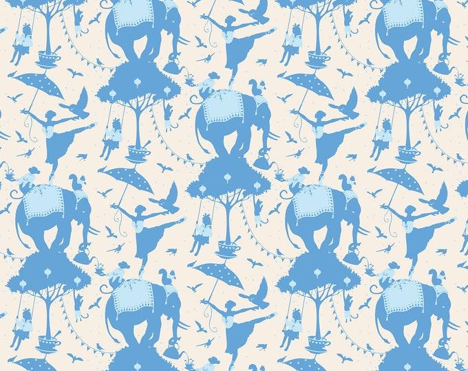 TILDA - CIRCUS Life Blue