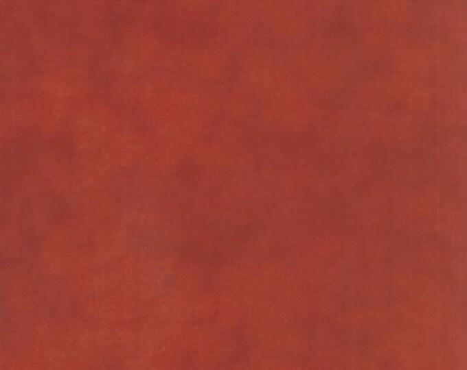 Primitive Muslin Flannel Rust Orange - 1/2yd