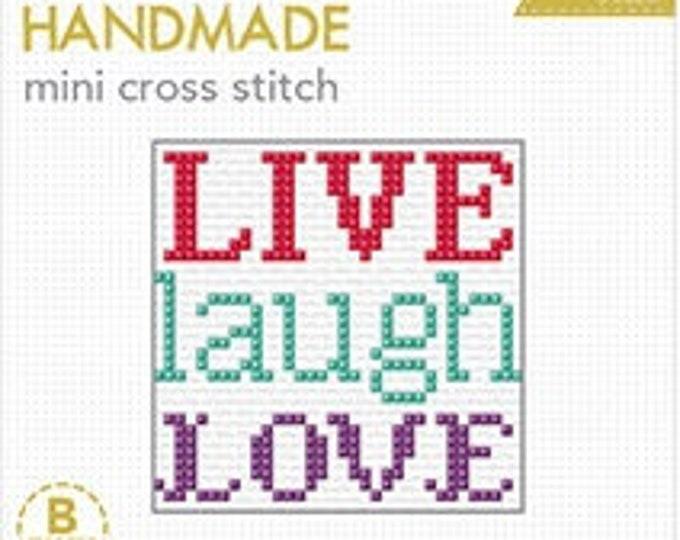Cross Stitch Starter Kit - Affirmation