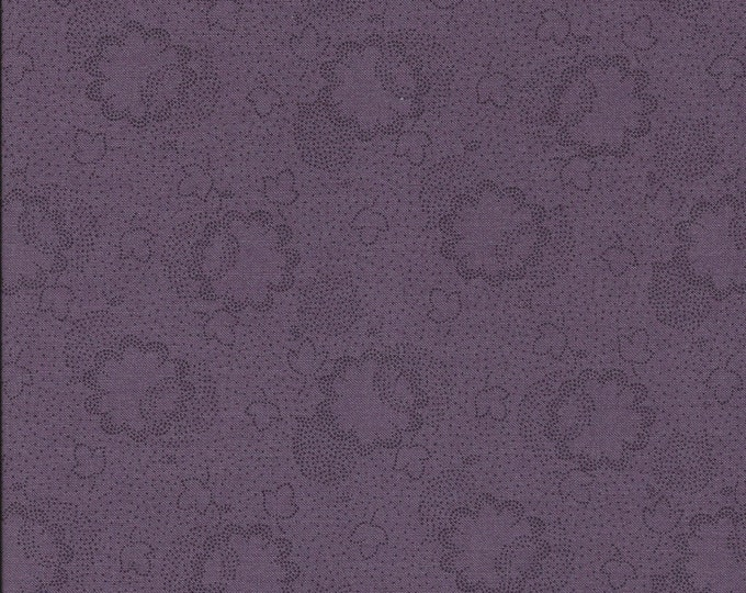 Dutch Heritage Tonal - Purple - 1/2yd