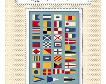 Nautical Flags by American Jane Patterns
