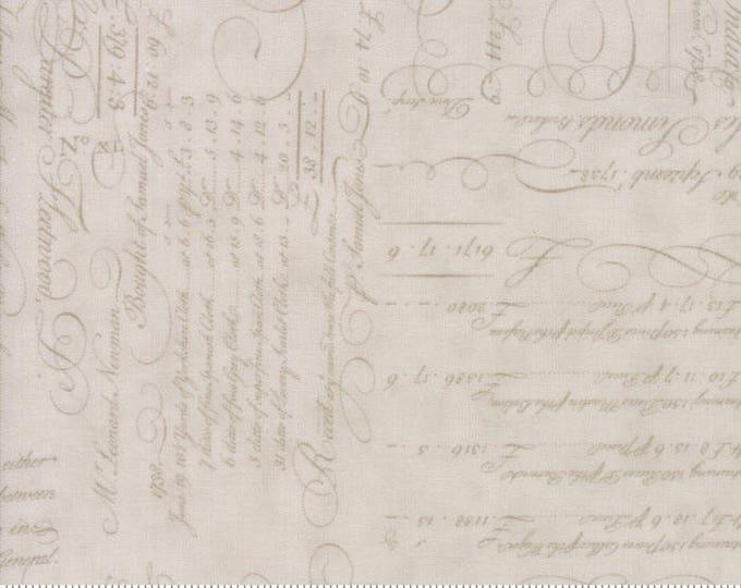 Quill - Script Ledger Parchment 4415221 - 1/2yd