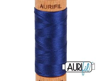 Aurifil 80wt -  Dark Navy 2784
