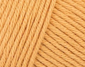 DMC Natura Medium - Aran/10ply - Tangerine 332.10