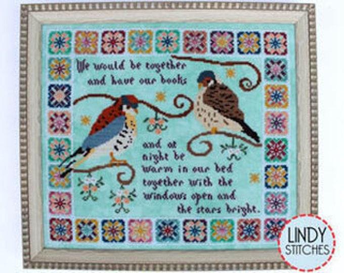 Stars Bright - Lindy Stitches - Cross Stitch Chart