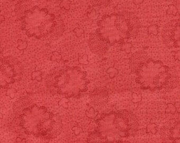 Dutch Heritage Tonal 1021 - Dk Red - 1/2yd