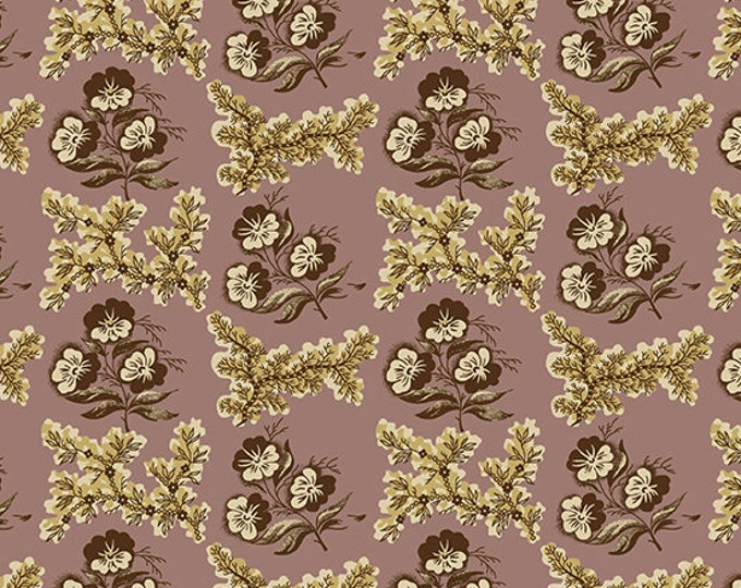 Windermere by Di Ford Hall - Boutonniere Mauve 8920LP  - 1/2yd