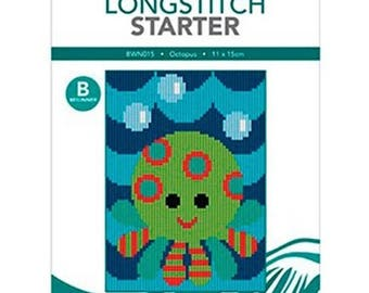 Longstitch Starter Kit - Octopus