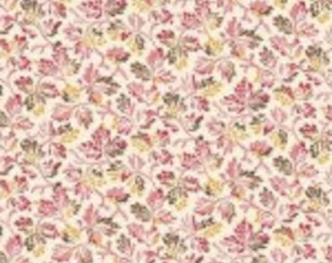 Cloverdale House Ditsy Pink 7970RL - 1/2yd