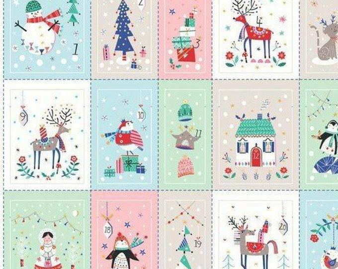 Drawstring Bag Advent Calendar 1462