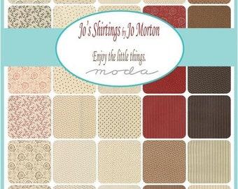 Jo's Shirtings by Jo Morton - 40 x FQ Bundle