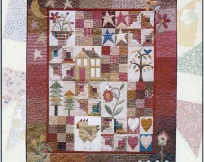 Simple Country Sampler - Quilt Pattern