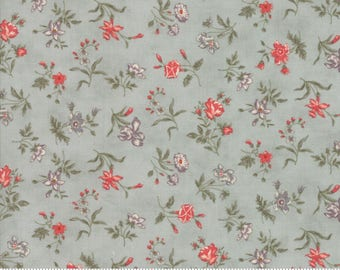 Quill - Blossoms Mist 4415414 - 1/2yd
