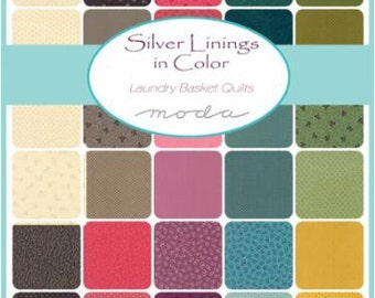 Silver Linings in Color - Jelly Roll